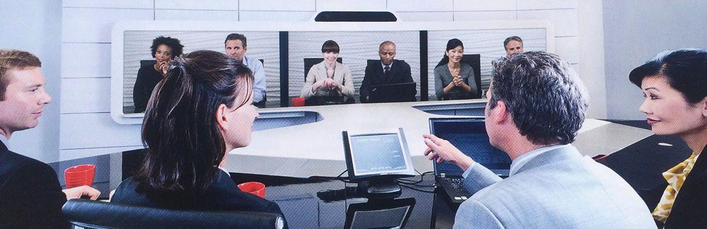Videokonferenz - Themenbild