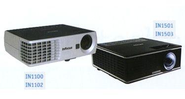 Projektorenserie IN1100