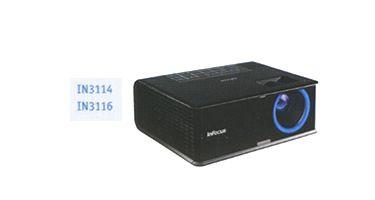 Multimedia-Projektoren InFocus IN3114 und IN3116