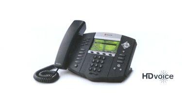 Soundpoint 601, 650 & 670 - Spitzenleistungen in der IP-Telefonie