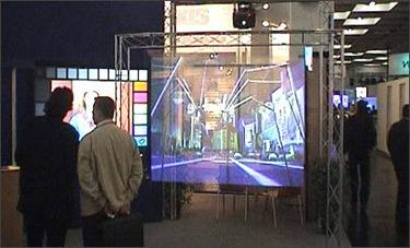 Holografische Projektion